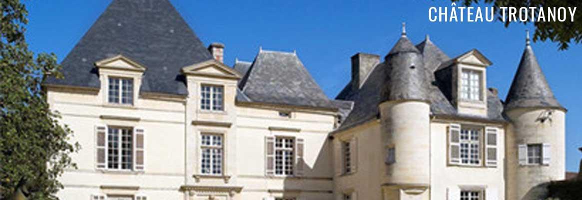 Château Trotanoy, grands vins de Pomerol