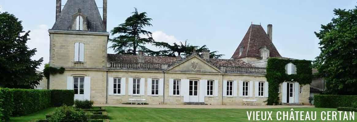 Vieux Château Certan, grands vins de Pomerol