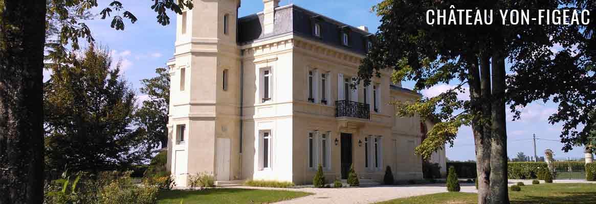 Château Yon-Figeac, Saint-Emilion Grand Cru Classé