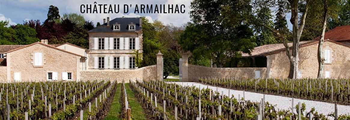 Château d'Armailhac 5ème grand cru classé de Pauillac