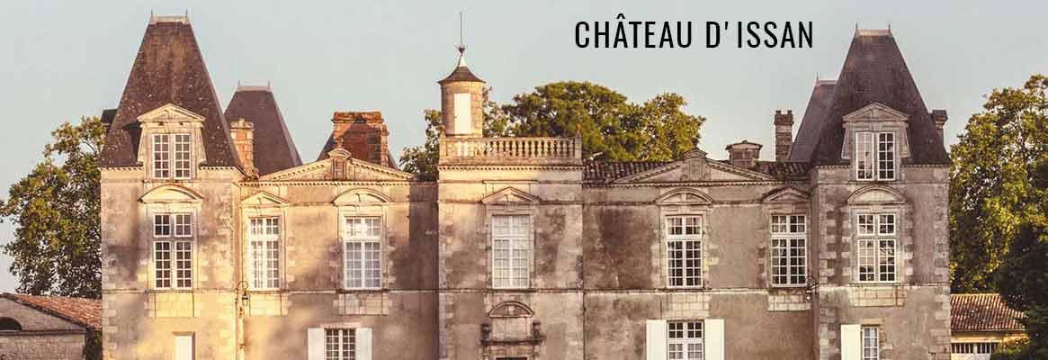 Château d'Issan 3ème grand cru classé de Margaux