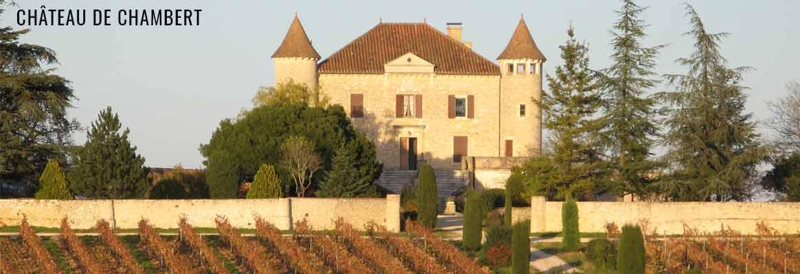 Château de Chambert, grands vins de Cahors