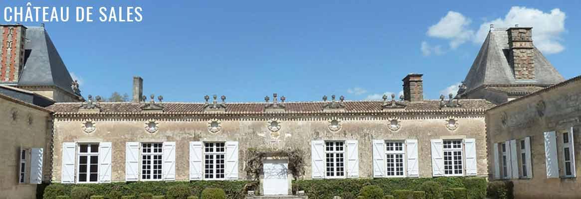Château de Sales Pomerol