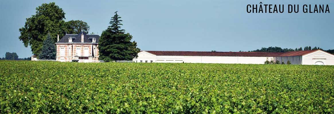 Château du Glana, grands vins de Bordeaux à Saint-Julien