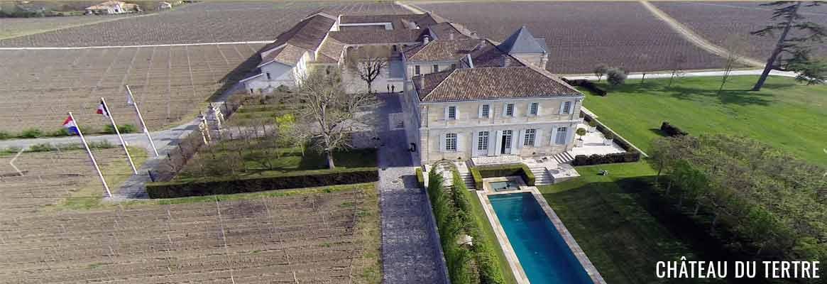 Château du Tertre Margaux 5ème Grand Cru Classé
