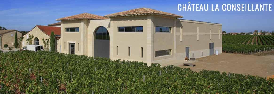Château La Conseillante, grands vins de Pomerol