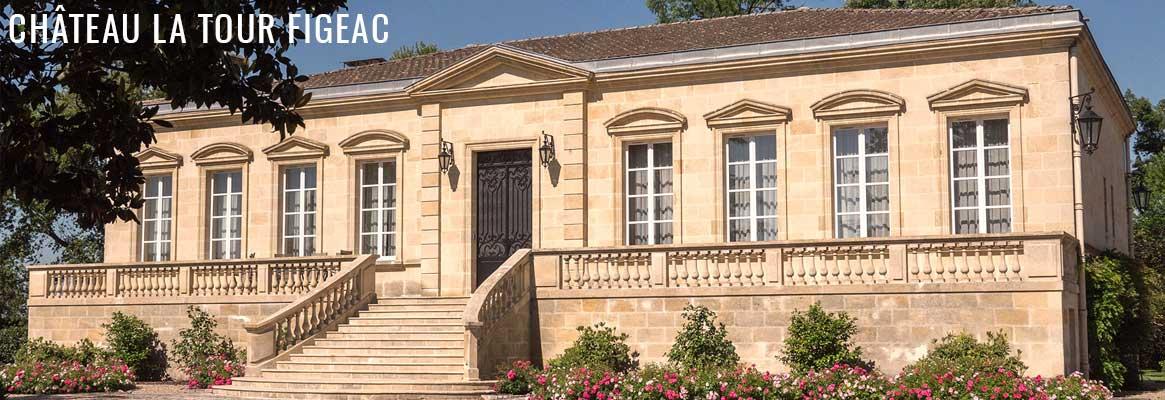 Château La Tour Figeac Saint-Emilion Grand Cru Classé en vente chez La Bouteille Dorée