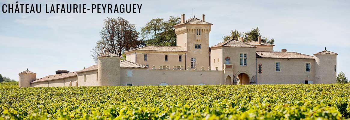 Château Lafaurie-Peyraguey Sauternes Grand Cru Classé