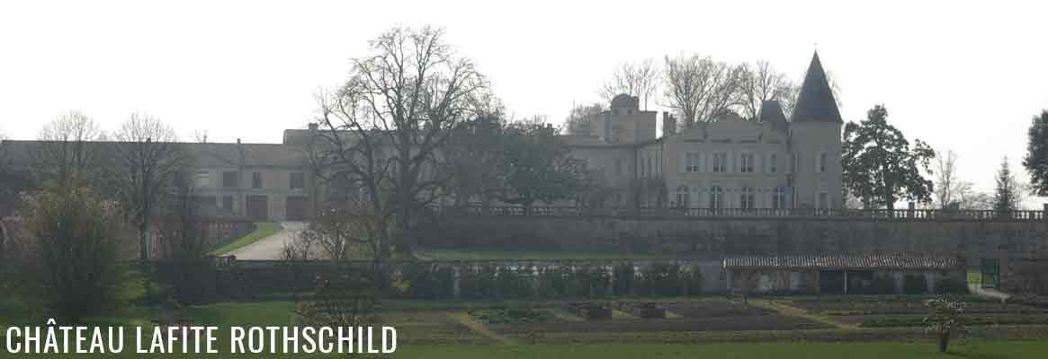 Château Lafite Rothschild Pauillac 1er Grand Cru Classé