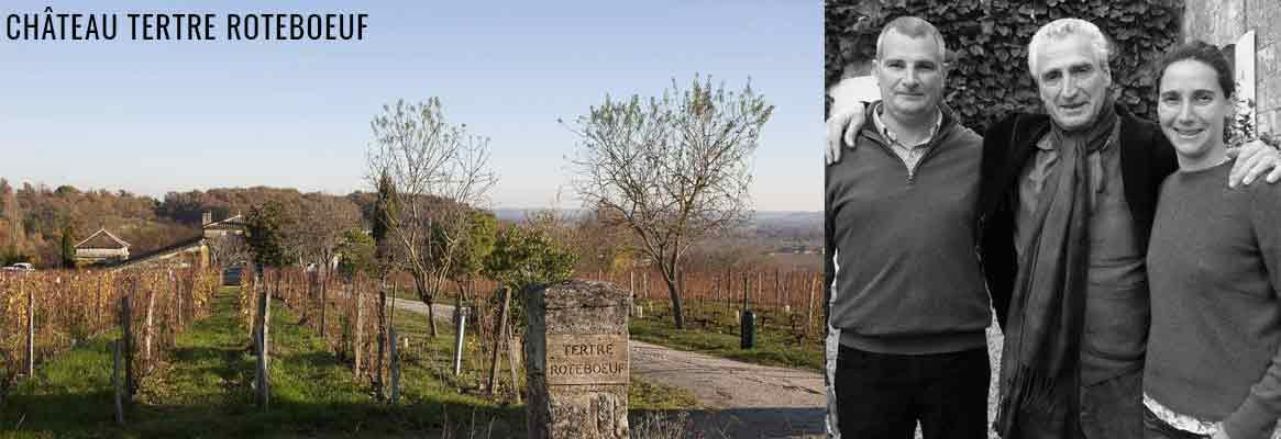 Château Tertre Roteboeuf, grands vins de Saint-Emilion