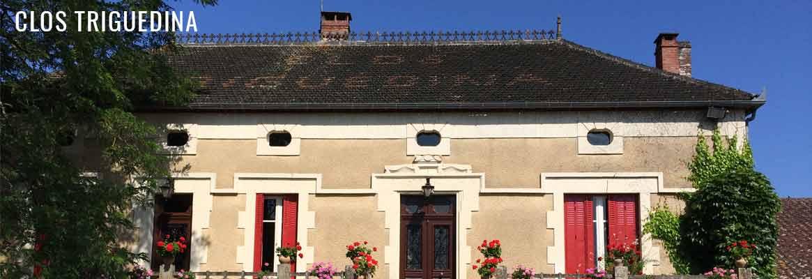 Les vins de Cahors du Clos Triguedina de jean-Luc Baldès