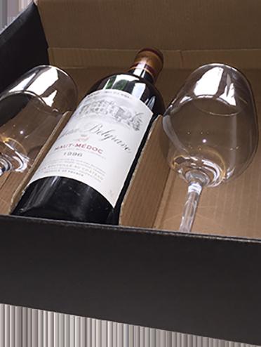 Coffret vin Saint-Valentin Dégustation