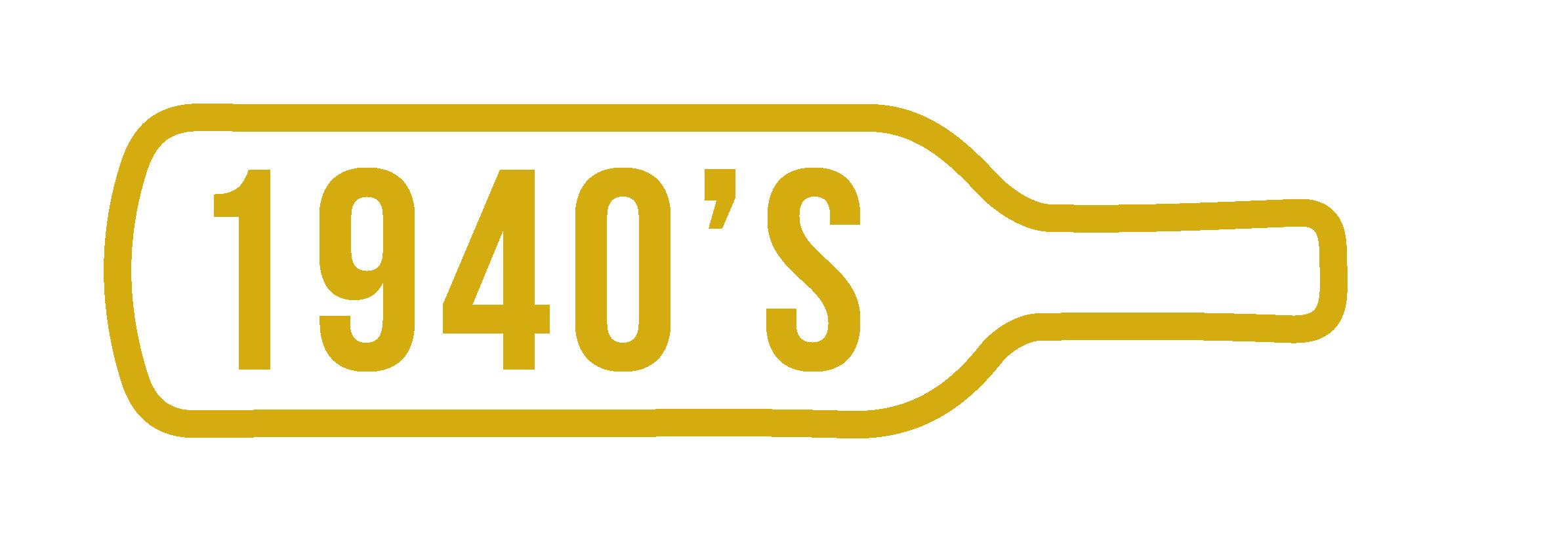 Créez vous-même votre coffret vin anniversaire millésime 1940 à 1949