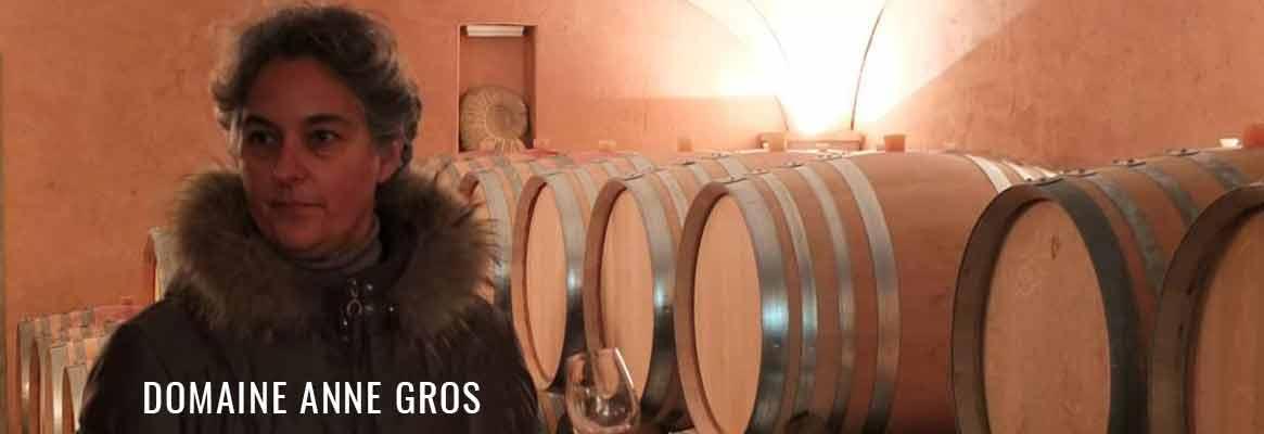 Domaine Anne Gros, grands vins de Bourgogne
