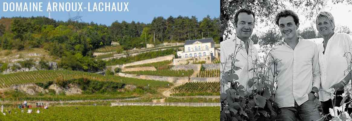 Domaine Arnoux-Lachaux, grands vins de Bourgogne de la Côte-de-Nuits