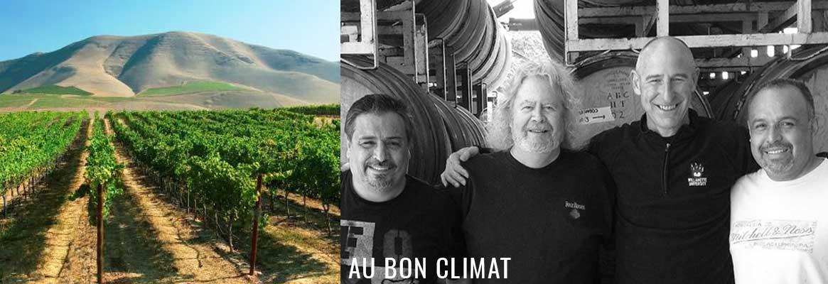 Au Bon Climat, grands vins américains de Santa Barbara