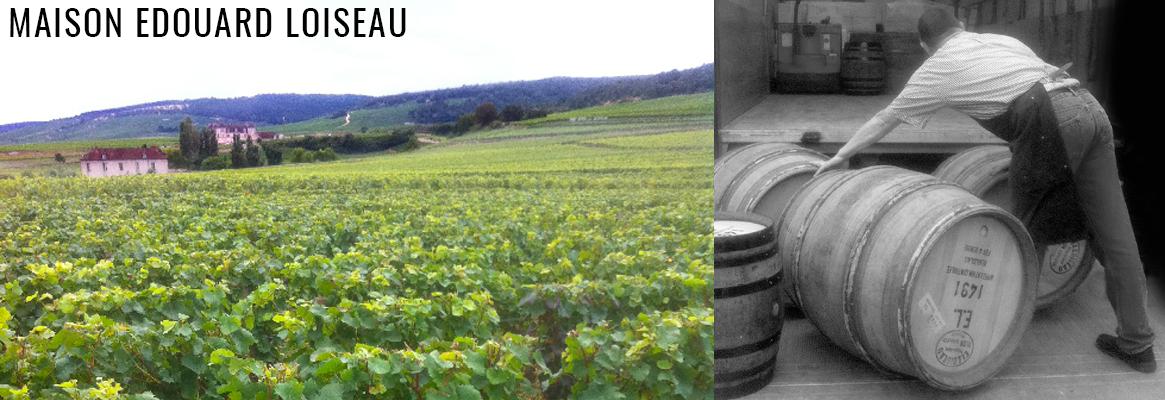 Maison Edouard Loiseau, grands vins de Bourgogne