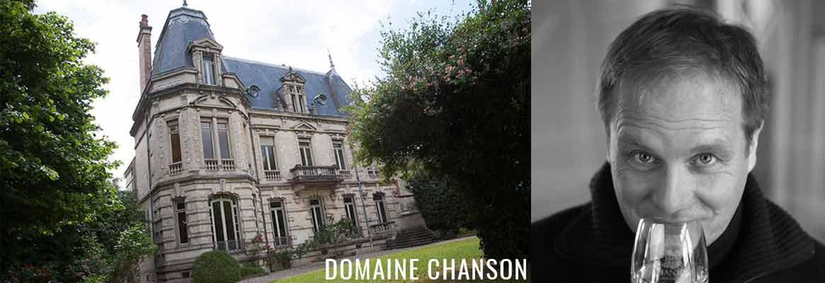 Domaine Chanson, Grands vins de Bourgogne à Beaune