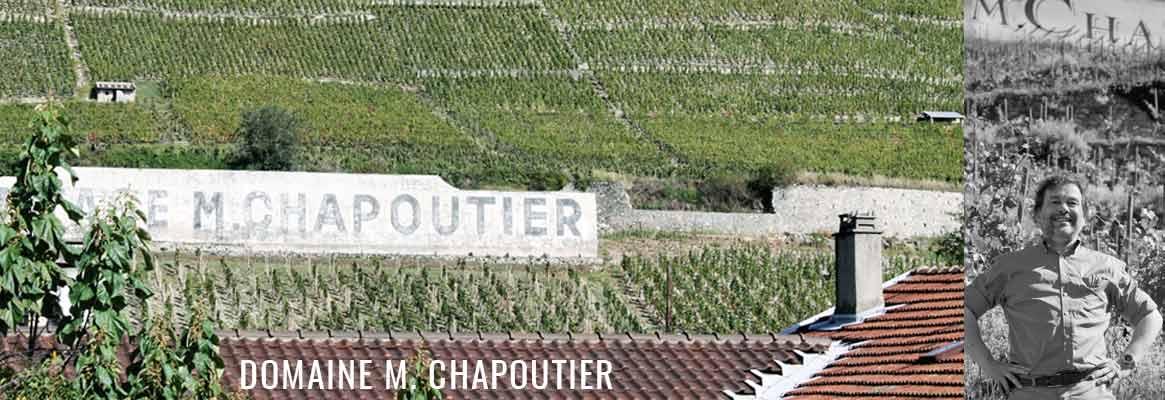 Chapoutier, grands vins du Rhône