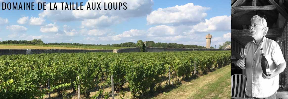 Domaine de La Taille aux Loups - Grands vins de Vouvray et Montlouis