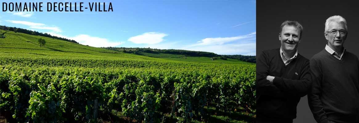 Decelle-Villa, vins de Bourgogne en agriculture biologique