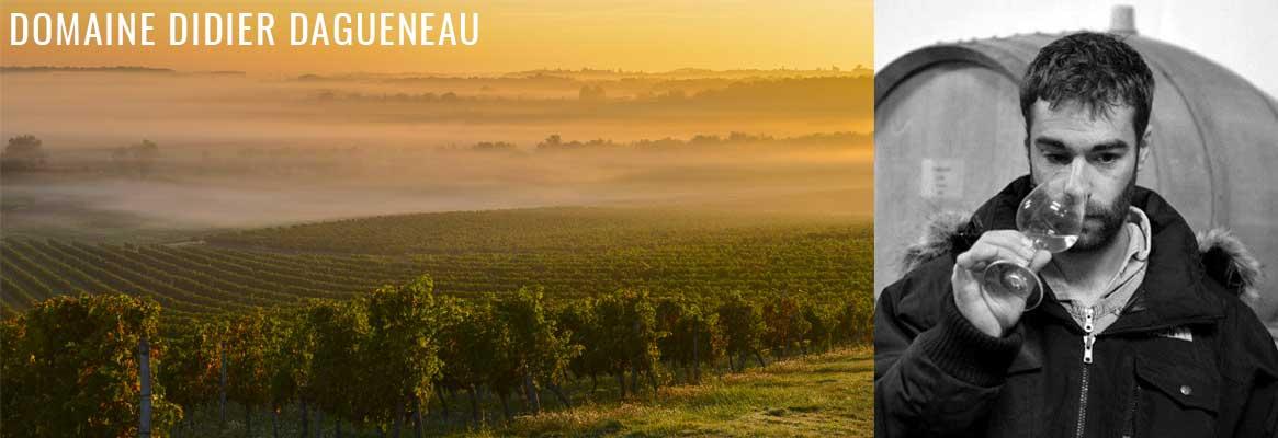 Domaine Didier Dagueneau, sauvignons de Loire d'exception à Pouilly