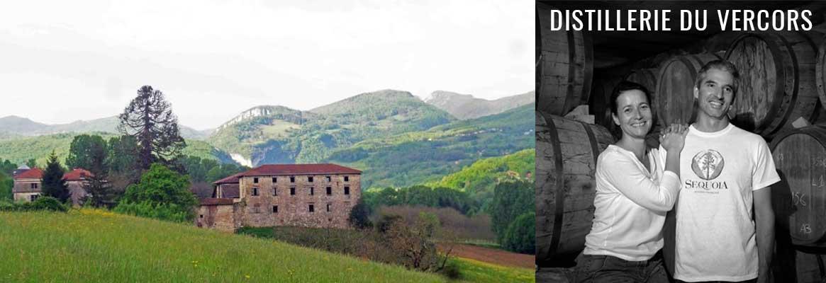 Distillerie du Vercors, Whisky français BIO Pur Malt