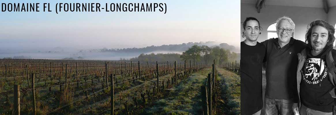 Domaine FL, vins de Loire, Savennières, Anjou