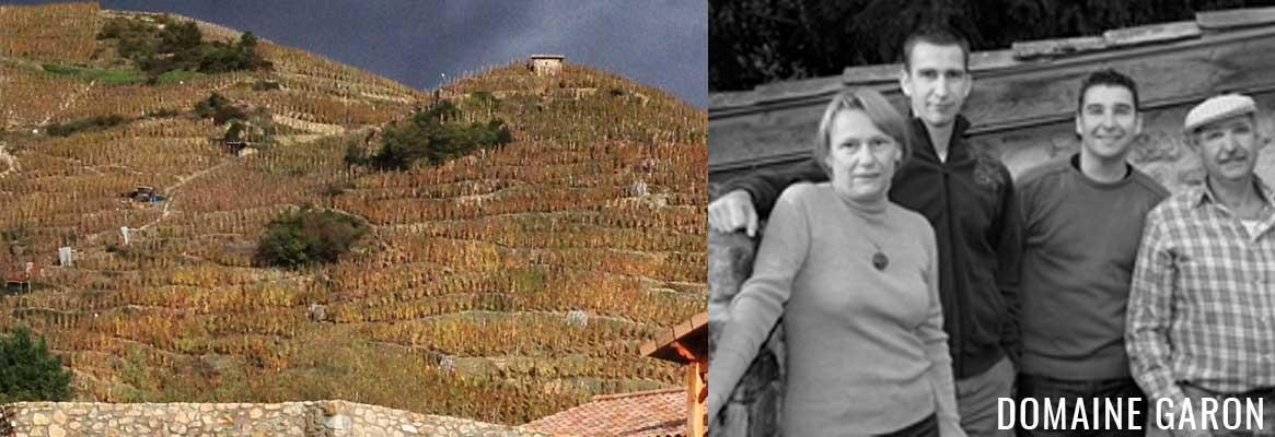 Domaine Garon, grands vins de Côte-Rôtie