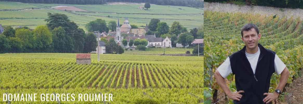 Domaine Georges Roumier, grands vins de Bougogne à Morey-Saint-Denis et Chambolle-Musigny