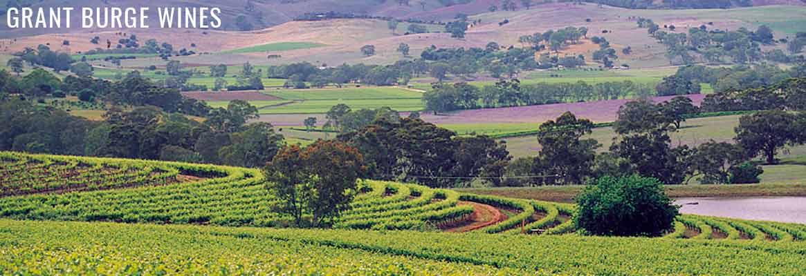 Grant Burge Wines, vins australiens