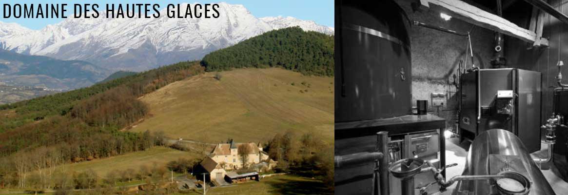 Domaine des Hautes Glaces, Whisky français BIO Pur Malt