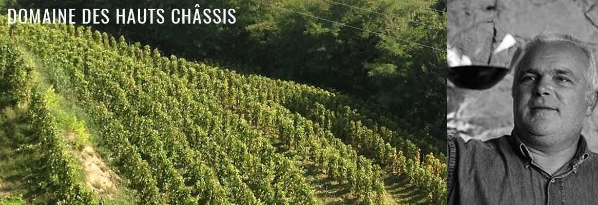 Domaine des Hauts Châssis, grands vins de Condrieu et Saint-Joseph