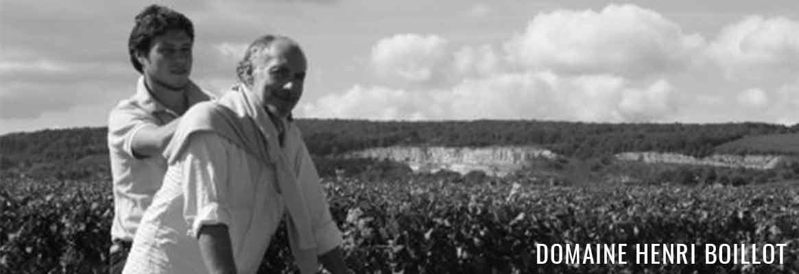 Henri Boillot, grands vins de Bourgogne
