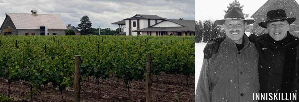 Inniskillin grands vins du Canada et vins de glace