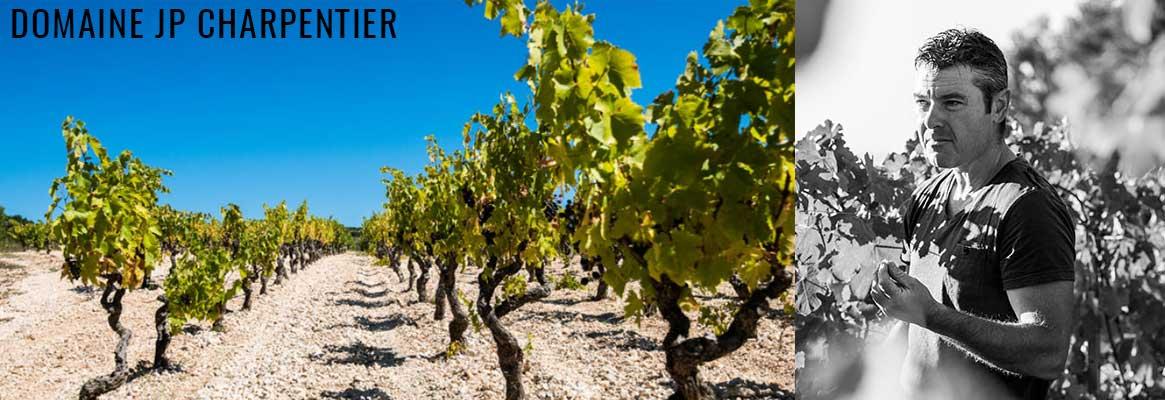 Grands vins du Minervois de JP Charpentier - Cru de la Livinière