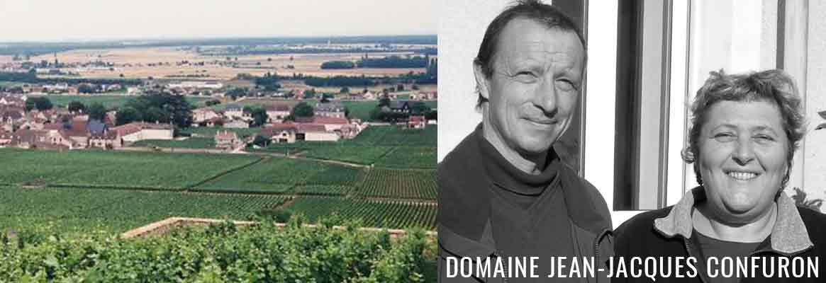 Domaine  Jean-Jacques Confuron, grands vins de Vosne-Romanée et Chambolle-Musigny