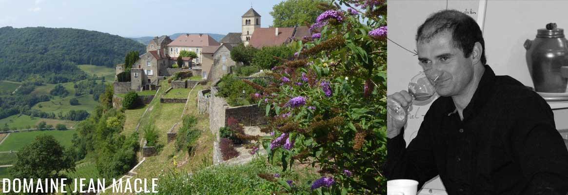 Domaine Jean Macle, Châlon-Chalon et Côtes-du-Jura