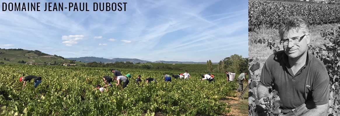 Domaine du Tracot Jean-Paul Dubost - Grands vins du Beaujolais