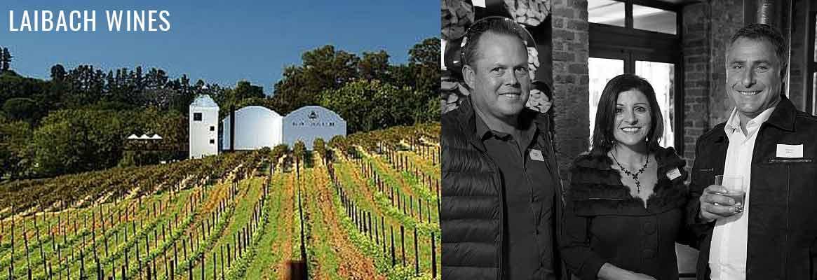 Laibach Wines, vins biologiques d'Afrique du Sud