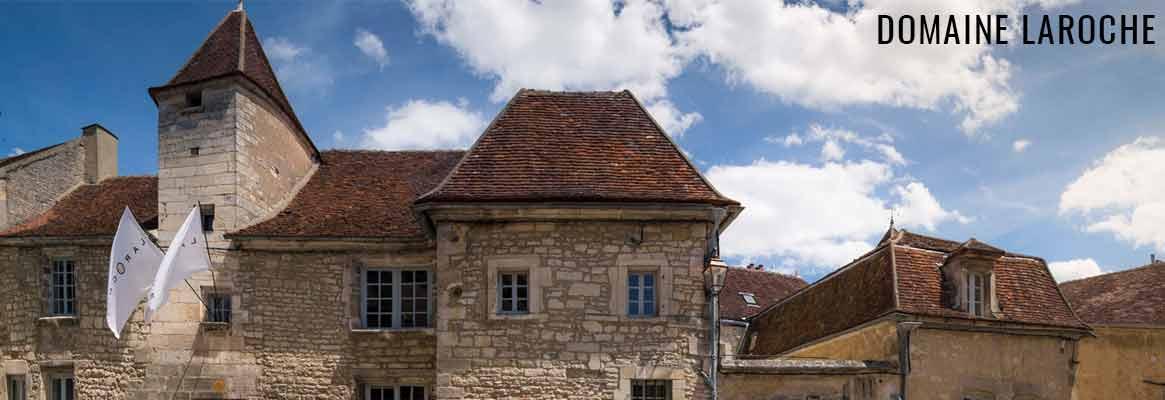 Domaine Laroche, grands vins de Chablis