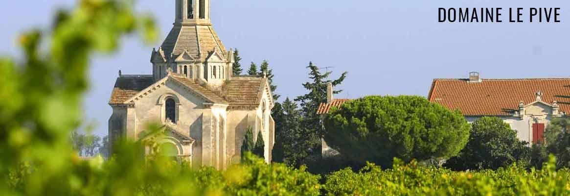Domaine Le Pive, vin gris de Camargue en agriculture biologique