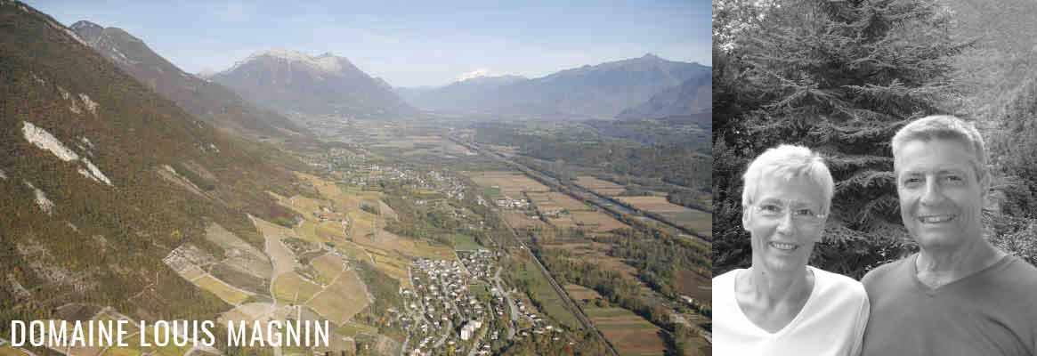 Domaine Louis Magnin, grands vins de Savoie