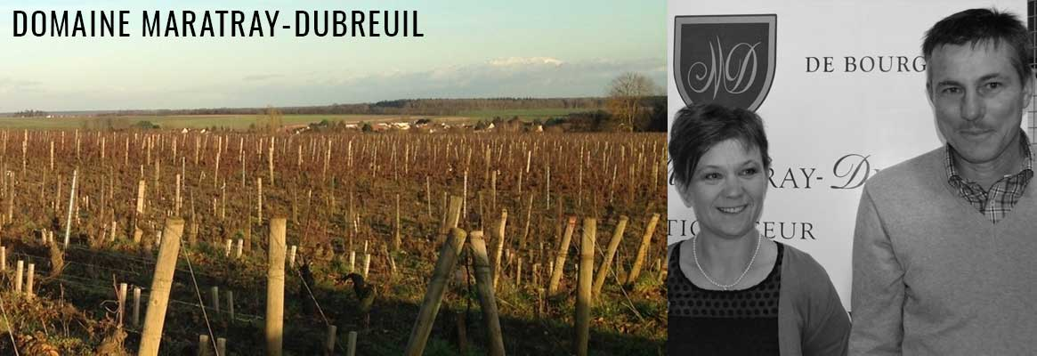 Domaine Maratray-Dubreuil, grands vins de la Côte de Beaune