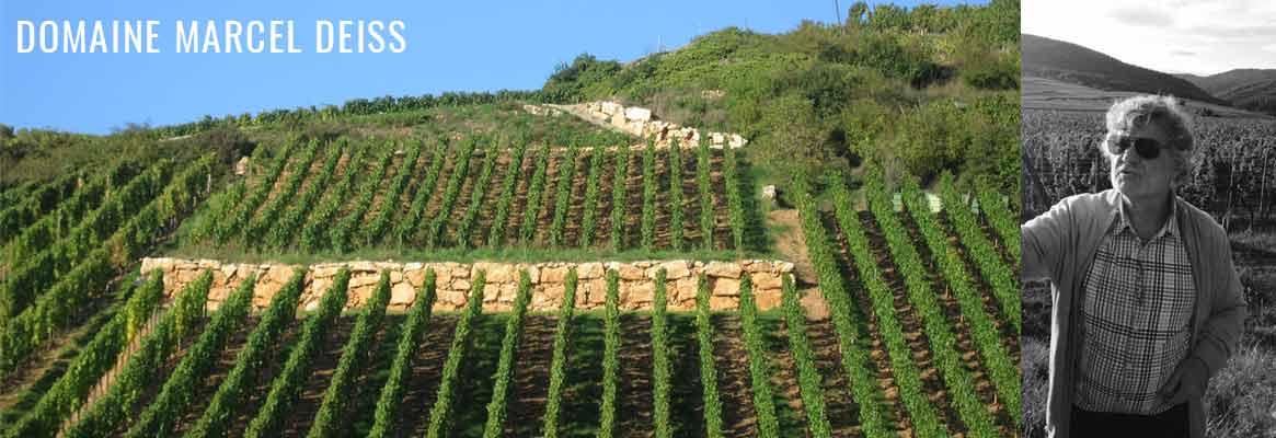 Domaine Marcel Deiss, grands vins d'Alsace en Biodynamie