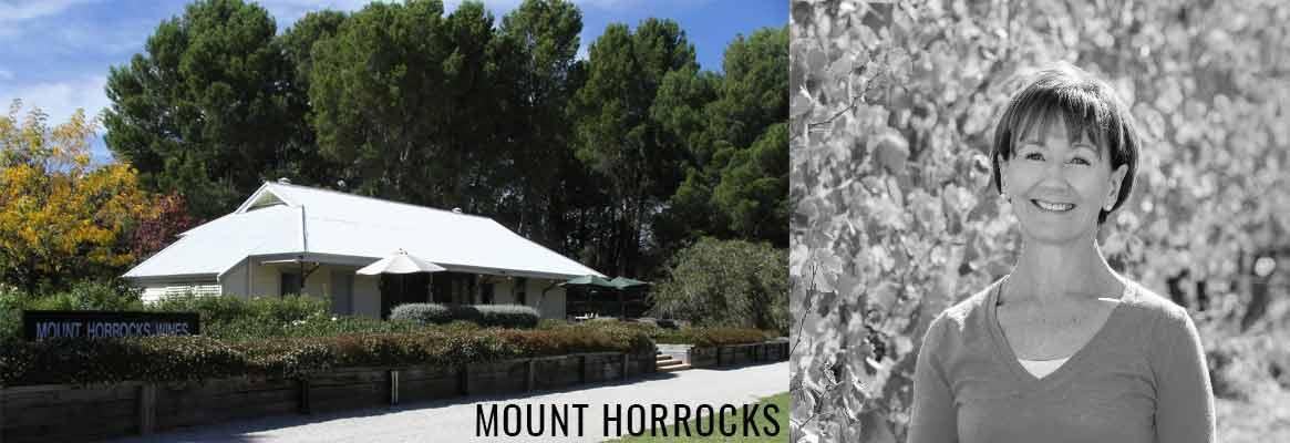 Domaine Mount Horrocks, vins australiens, riesling