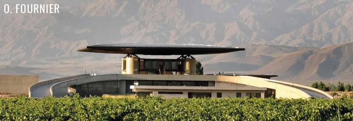 O. Fournier, vins argentins et chiliens