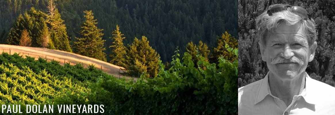 Paul Dolan Vineyards, vins californiens bio de Mendocino