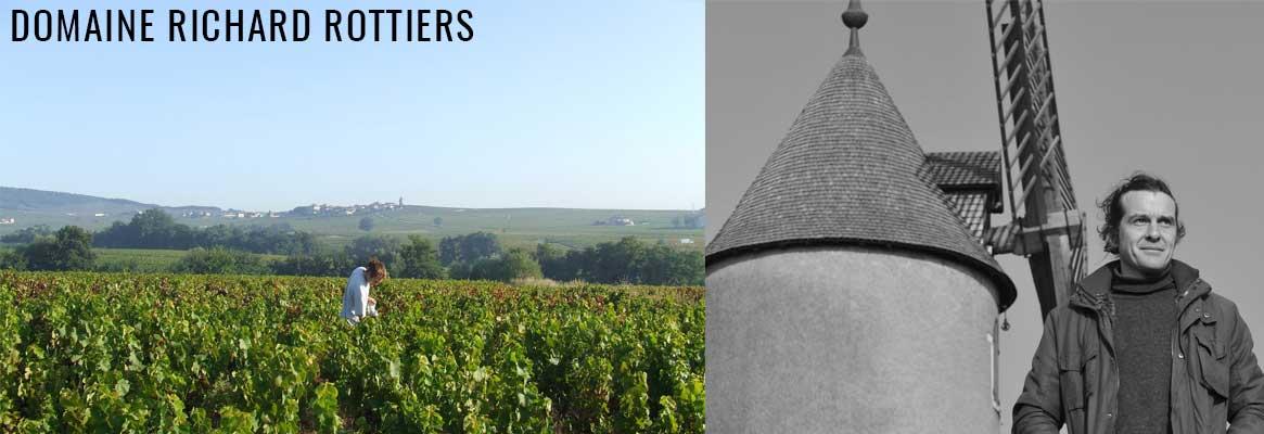 Domaine Richard Rottiers, grands vins bios de Moulin-à-Vent