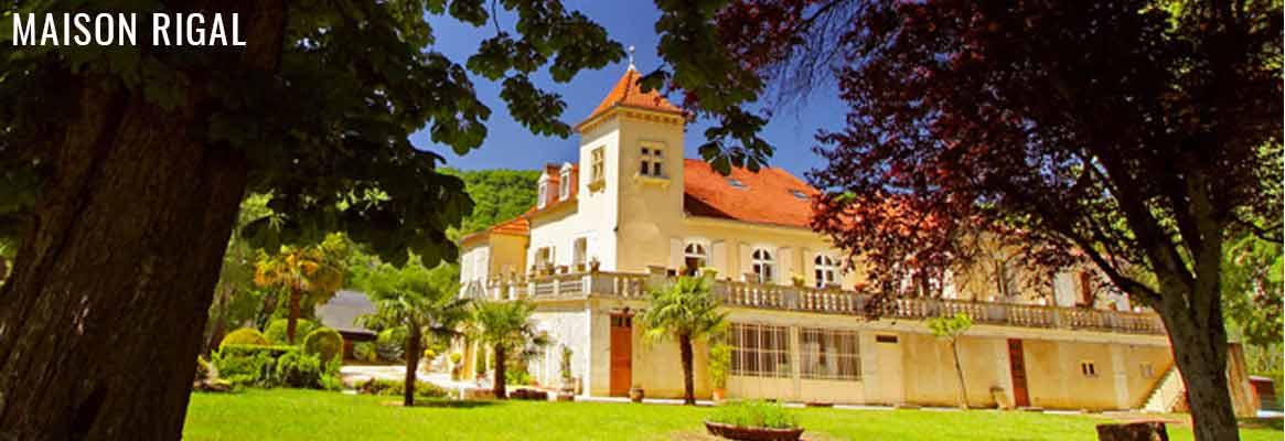Maison Rigal grands vins de Cahors et du Sud-Ouest